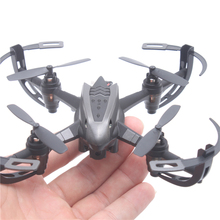 2016 RC Quadcopter YiZhan RC Drone i4s 2MP Caméra 2.4 GHz 4 Canaux 6 Axes Gyro Quadcopter 3D Roulement