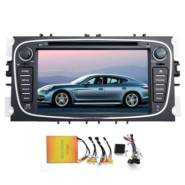 US $265 01 |Android Car Stereo Free Canbus for Ford Mondeo 2007 2011 Auto  Video headunit DVD Player in Dash GPS Navigation bluetooth wifi-in Car