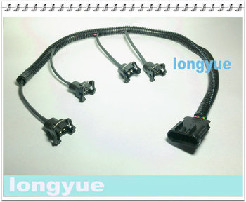 longyue 10pcs LSJ-INJ EV1 Injector Harness case for LSJ (Engine)