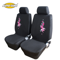 AutoCare 2016 New Flower Embroidery Car Seat Cover Universal Fit Car Seat Covers 9PCS And 4PCS