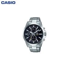 Наручные часы Casio EFV-560D-1A мужские с кварцевым хронографом на браслете