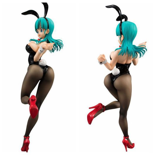 Dragon Ball Sexy Bulma Bunny Girl Action Figure