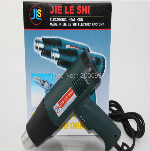 1PCS AC 220V 1600W  BGA Rework Hot Air Gun Desoldering TOOL