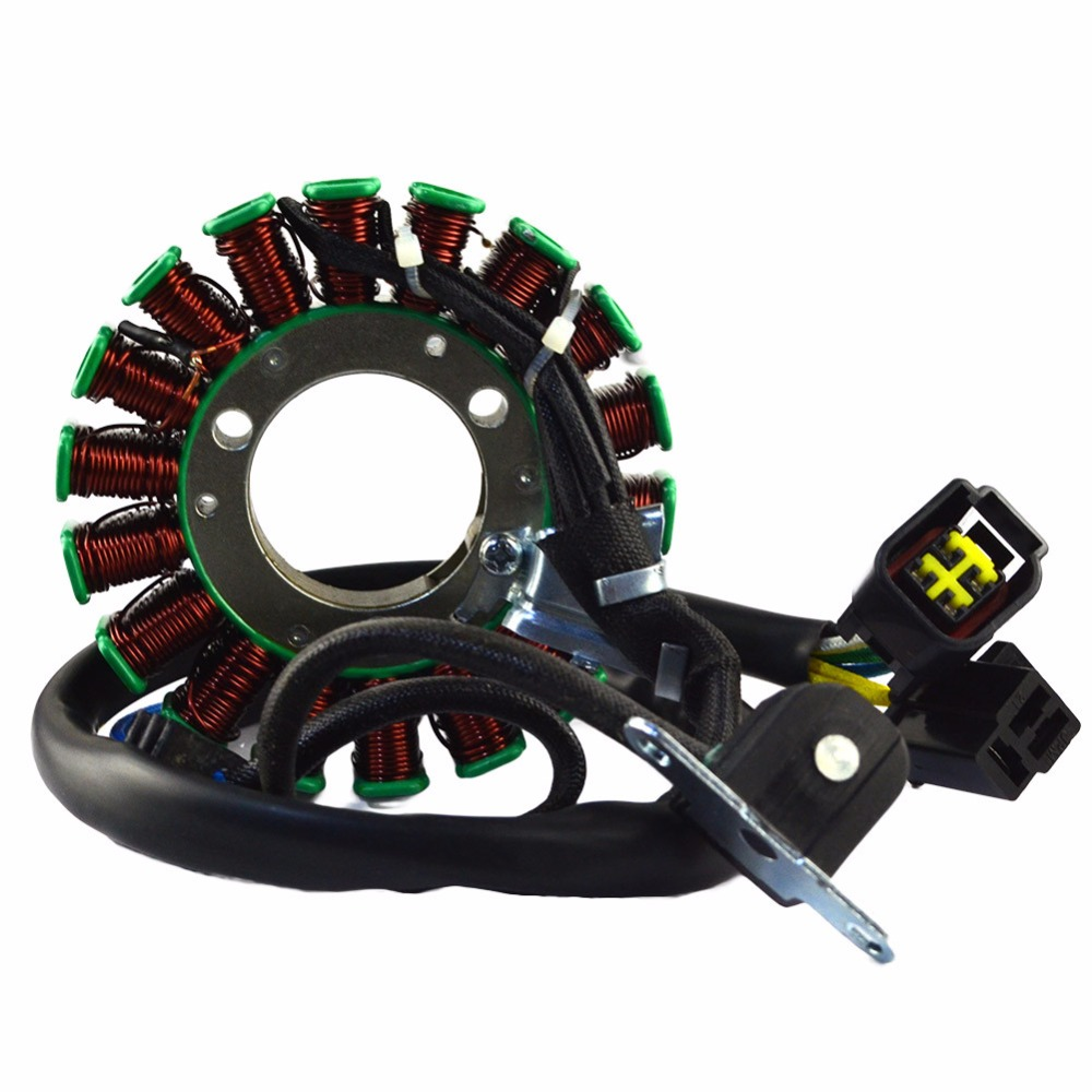 100% New High Output Stator Coil For Suzuki DR250 DR 250 250XC 1994 - 2007 / Djebel 250 1998 - 2008 MOTORCYCLE MAGNETO
