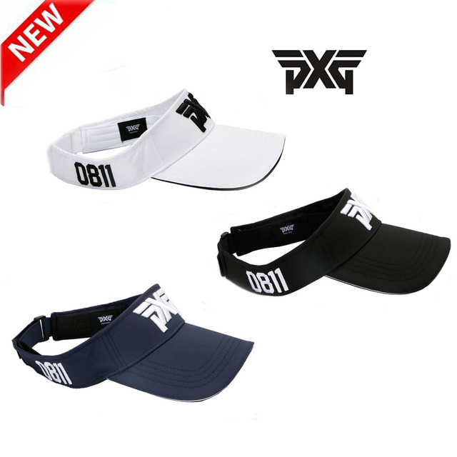 1564728a450 Golf cap sunscreen shade sport hat PXG golf cap Baseball cap Outdoor visor Free  shipping