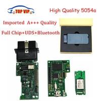 5pcs Lot DHL Free Newest VAS5054A With High Quality OBD2 Diagnostic Tool V3 0 3 Vas