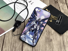 Gundam Soft Silicone Phone Case