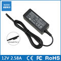 12 v 2.58a 36 w power adapter carregador para microsoft surface pro 3 direto da fabrica de alta qualidade