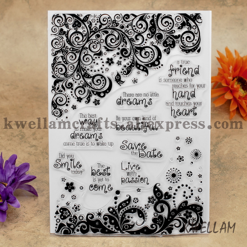 Dreams Smile Heart Save The Date Scrapbook Diy Photo Cards
