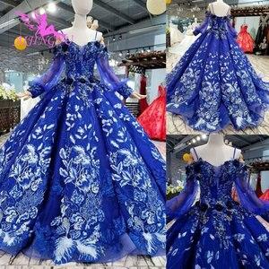 Image 4 - AIJINGYU robes de mariée abordables magasins robe gothique Satin robes gothiques modestes pour la mariée robe de mariée islamique