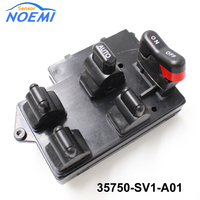 YAOPEI NUOVO Per 1994/1995/1996/1997 Honda Accord DX Power Window Master Control Interruttore