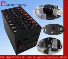 8 порт модемный пул Q2403 gsm модем массовая отправка и получение sms/mms
