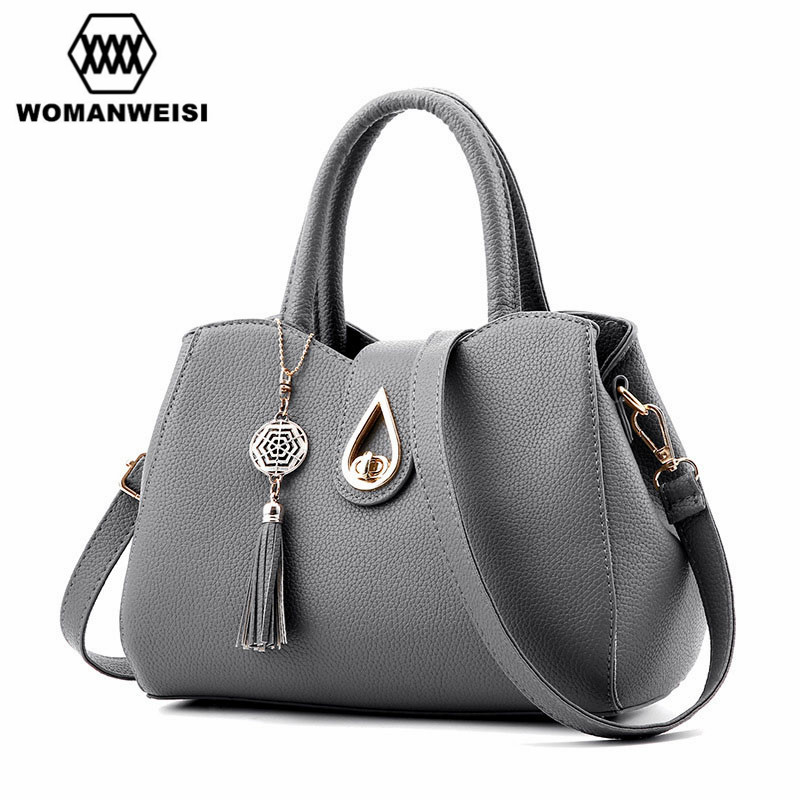 New Designer Handbags High Quality Women Leather Handbags 2017 Luxury Women Bags Female Crossbody Bags sac a main Kabelky Bolsos