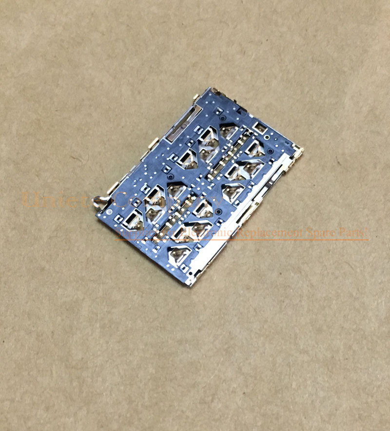 Original Genuine for Xiaomi 4i mi4i mi4c 4c SIM Card Reader Connector Socket Junctor Replacement Spare Parts