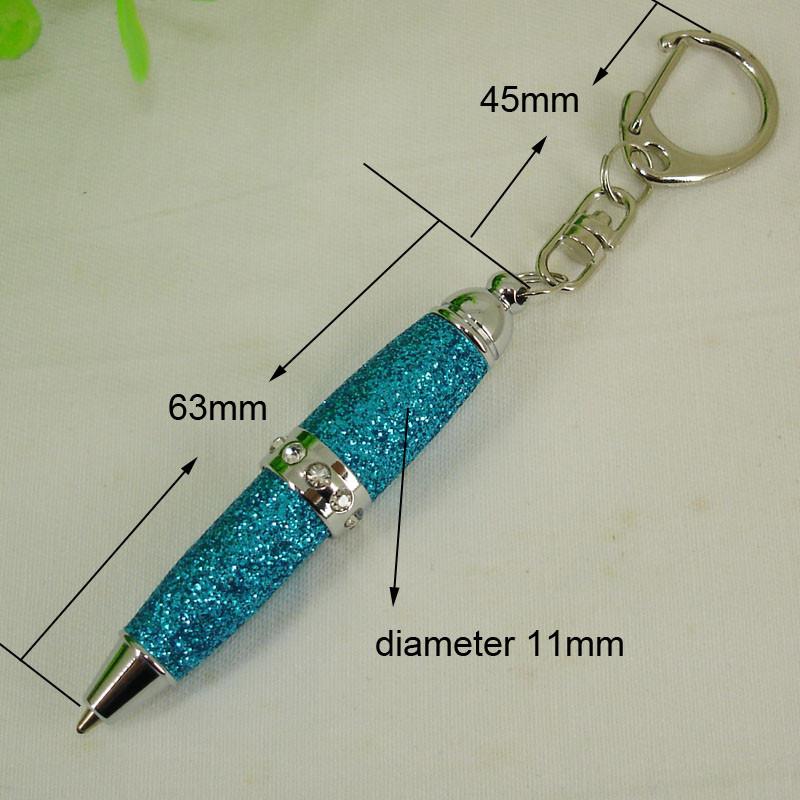1342A glitter blue size