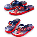 Summer Children slippers boys skid slippers home cool cartoon slippers beach sandals Spiderman pattern