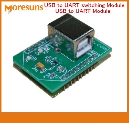 Fast Free Ship USB To UART Switching Module FT232RL Chip USB To UART Module