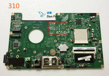 618639-001 618639-002 For HP TouchSmart 310 AIO Motherboard DA0NZ2MB6F0 Mainboard 100%tested fully work(China)