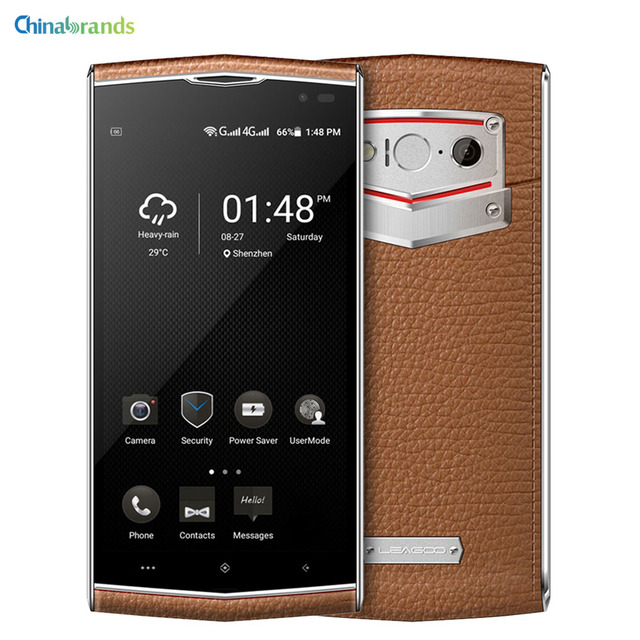 "Leagoo Venture 1 Android 5.1 4G Smartphone MTK6753 1.3GHz Octa Core 5.0"" 3GB 16GB Fingerprint Sensor 3000mAh Dual SIM Cell Phone"