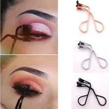 Hot Sale 3 Colors Professional Eyelash Curler Eye lashes Curling Clip Female Cosmetic Beauty Makeup Tool Accessories