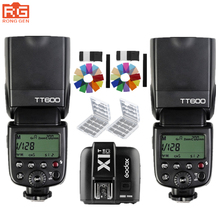 font b Godox b font TT600 2 4g Wireless Camera Flash Speedlite With X1T C