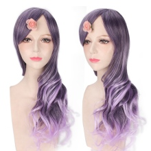High Quality Heat Resistant Synthetic Hair Wig for Women Lolita Harajuku Style 70cm 27.56