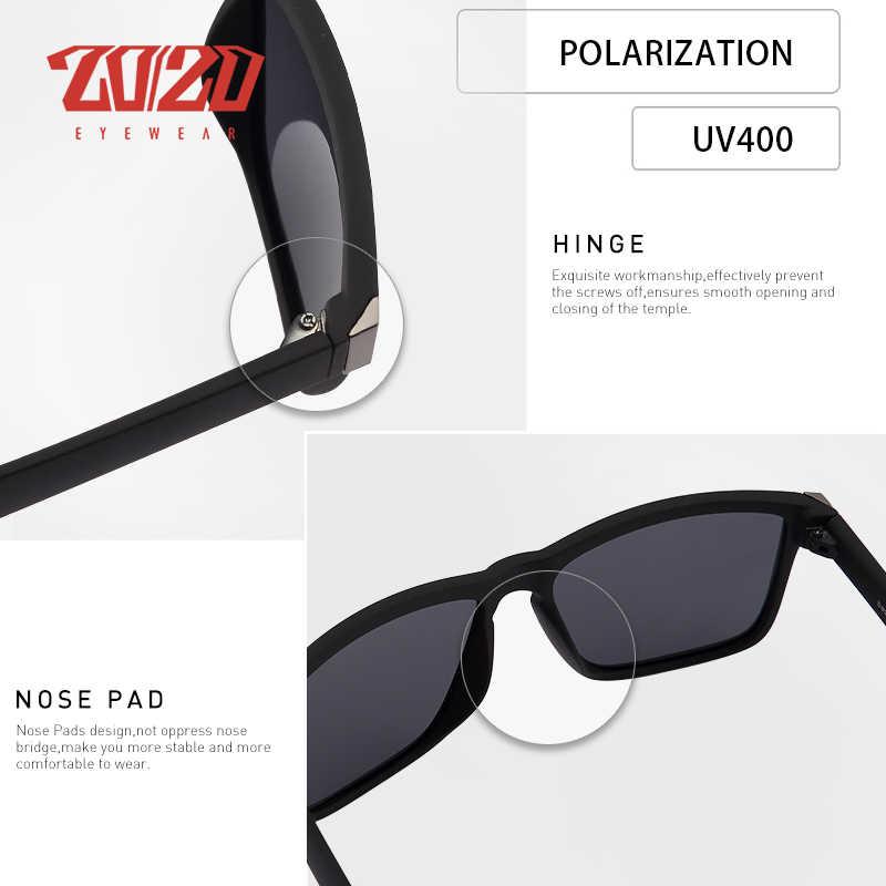 5f2d3aa1f9c1 ... Классические поляризационные солнцезащитные очки мужские очки для  вождения черная рамка рыболовные очки мужские солнцезащитные очки Oculos ...