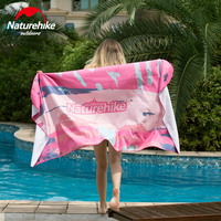 NatureHike Microfiber Travel Sports Towel Quick Drying Swimming Towel for Sports, Backpacking, Beach, Yoga or Bath