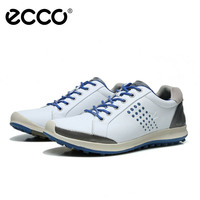 ECCO men Shoe Golf Biom Hybrid 2 Leather Casual Shoes Breathable Cushioning Golf leather footwear Zapatos de hombre 151514