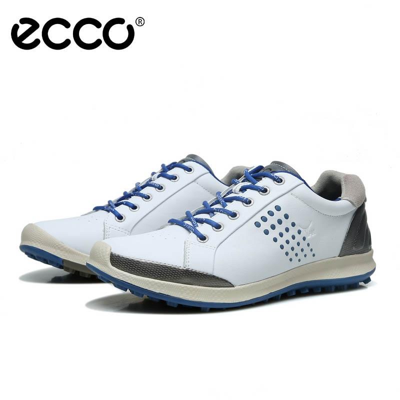ECCO hommes chaussure Golf Biom hybride 2 cuir chaussures décontractées respirant amorti Golf chaussures en cuir Zapatos de hombre 151514
