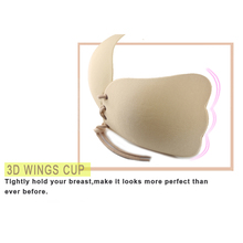 Sexy Bra Push Up Bras For Women Breast Petal Chest Paste Strapless Bandage Invisible Bra Intimates Accessories Self Adhesive