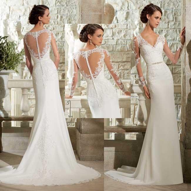 Taylored wedding dresses