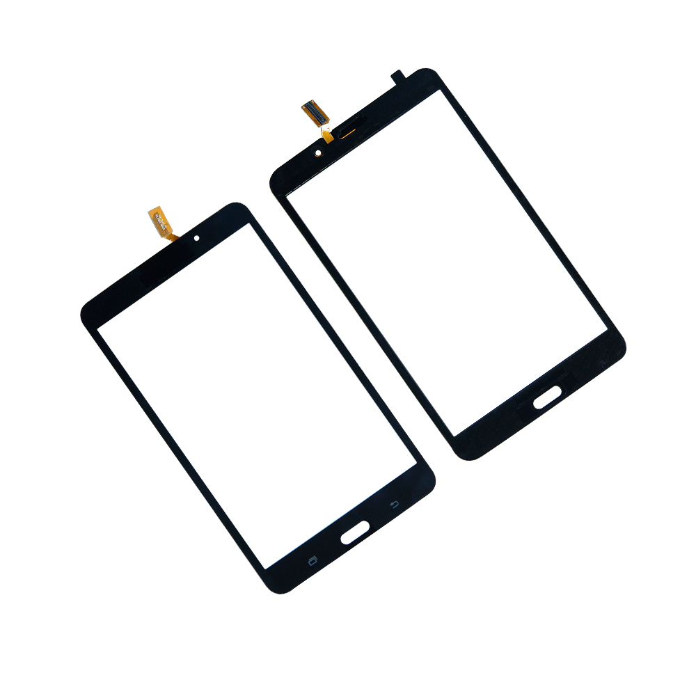 Touch Screen Digitizer Front Glass For Samsung Galaxy TAB 4 Nook SM-T230NU Tablet Panel TouchScreen Repair Parts