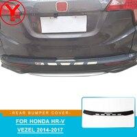 rear bumper protector for honda vezel hrv h rv 2014 2015 2016 2017 bumper for honda hrv vezel 2018 car parts accessories YCSUNZ