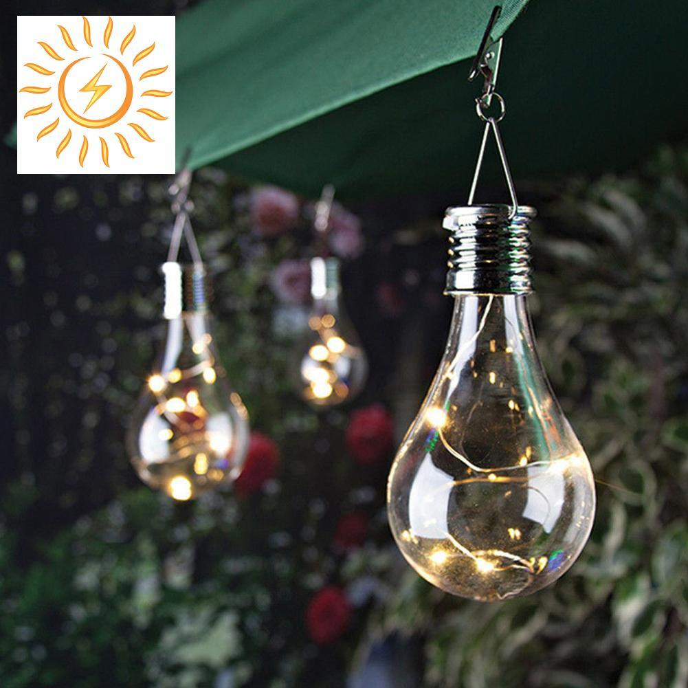 Solar Outdoor Hanging Lights