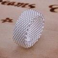 Ссылка посеребренные кольца для женщин Ювелирные Изделия Палец Кольца Пар анель aneis anillos bague femme оптовые Высокое качество