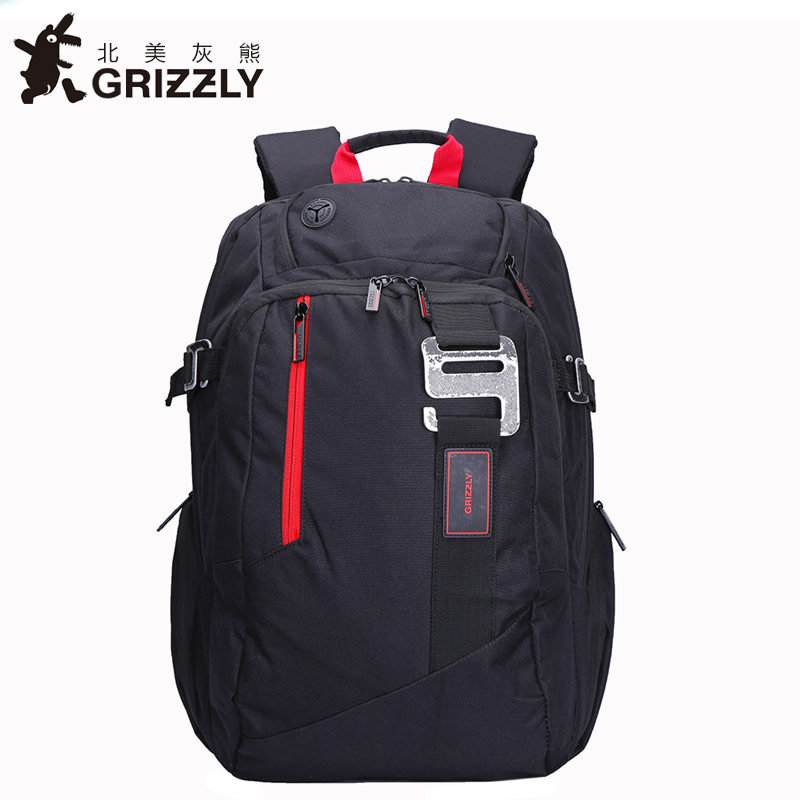 GRIZZLY Men Backpacks Multifunction Mochila Large Capacity OutdoorsTravel Bags Camp Climb Bag Trekking Bag for Teenager