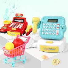 Mini Simulated Supermarket Checkout Counter Role play Cashie