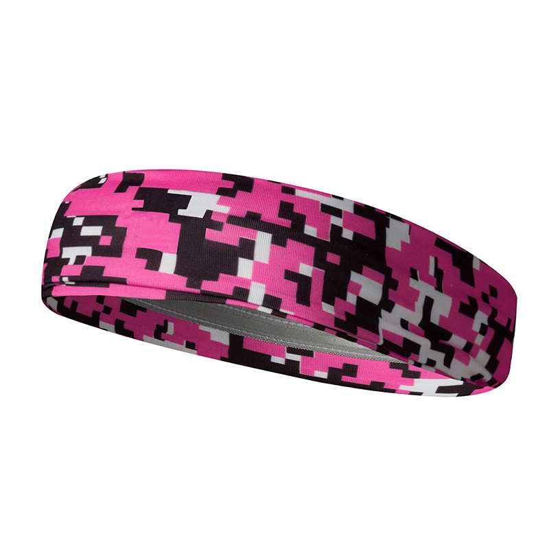 hair band headband elastic headband sports yoga womens headbands Casual Stretch Sweatband for women men running headband ...