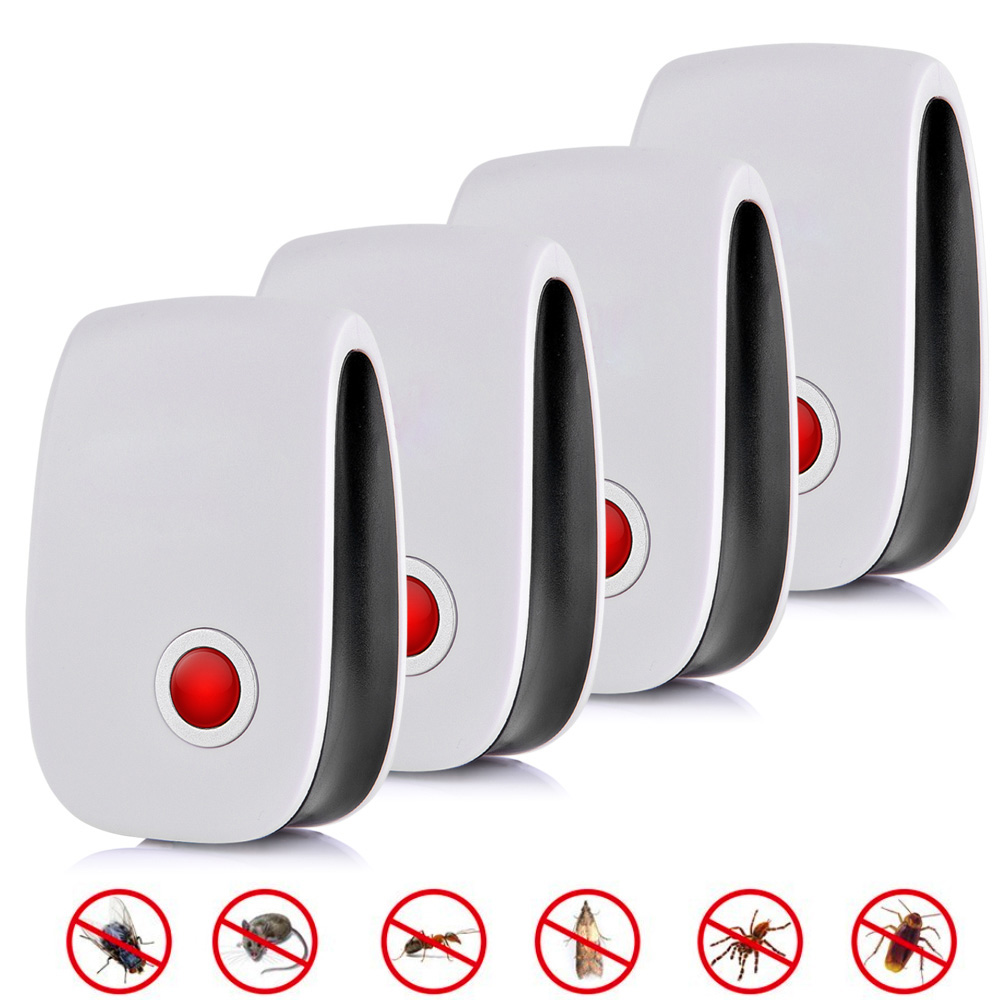 Ultrasonic Pest Repeller Electronic Insect Repellent Killer Anti Mosquito Insect Repelente Rejector USA Dropshipping (1)