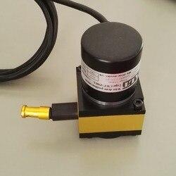 CWP-S200 rastreamento faixa linear sensor de posição corda potes 200mm rotary potenciômetro transdutor fio empate