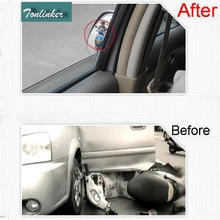 Tonlinker 1 pcs ABS Car Styling Wide Angle Auxiliary Back Row Anti-Collision Blind Spots Rearview Mirror Exterior accessories