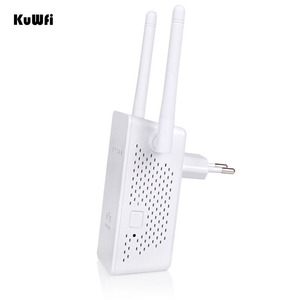 Image 2 - EEE802.11 b/g/n Standard 2.4Ghz 300Mbps Wireless Mini Router AP Repeater for wifi Signal Booster Support WPS 2*3dBi Antenna