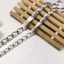 2pcs Lovers' Personalized Engrave Name Bracelets