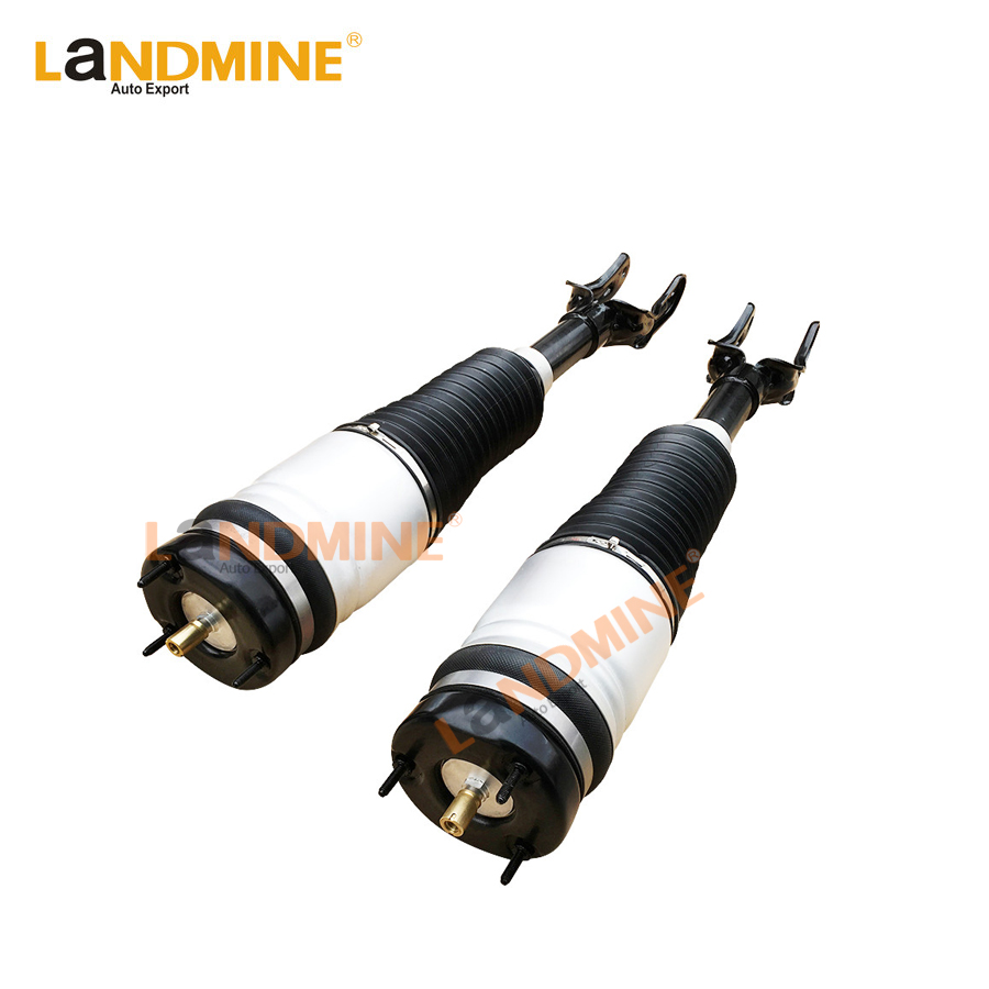 Livraison Gratuite Nouveau 2 ps Avant Air Ride Air Suspension Amortisseur Air Printemps Fit Jeep Grand Cherokee 68059904AD 68059905AD