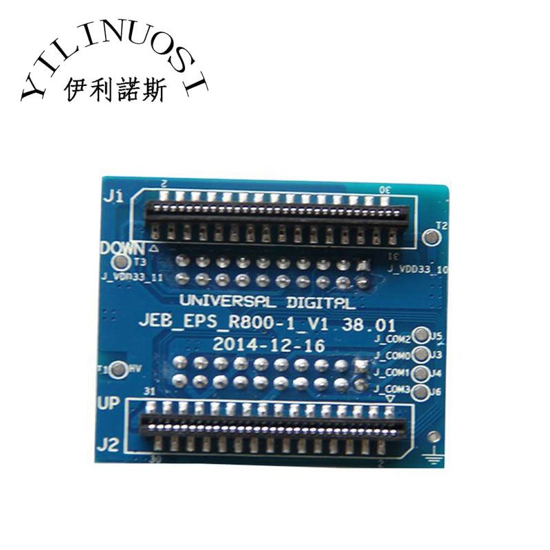 GALAXY UD-1812LC / UD-2112LC / UD-2512LC / UD-3212LC Printer Printhead Transfer Board