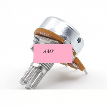 Free shipping The imported A50K single A503 mono audio amplifier 15MM rachides volume potentiometer 3 feet
