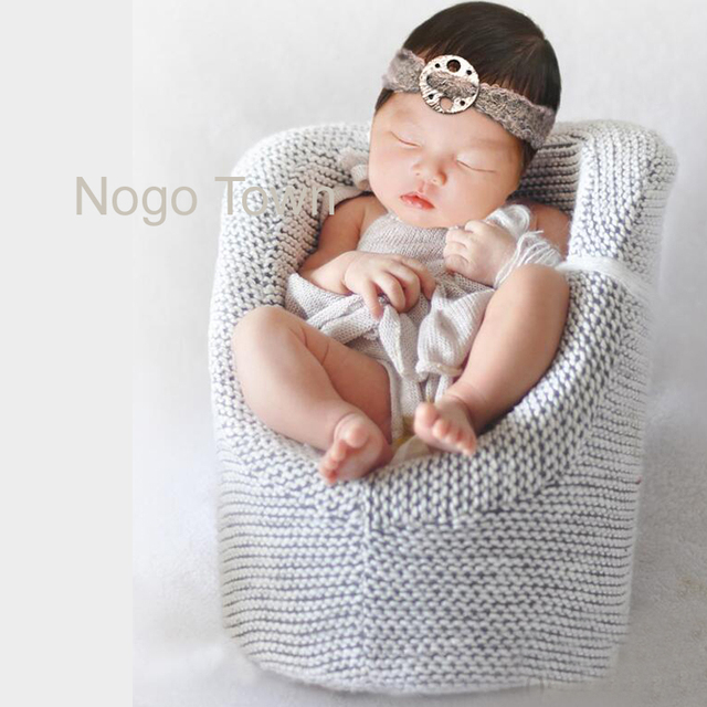 2016 new newborn photography props sofa baby couch posing pod la photographie armchair fotografia furniture prop