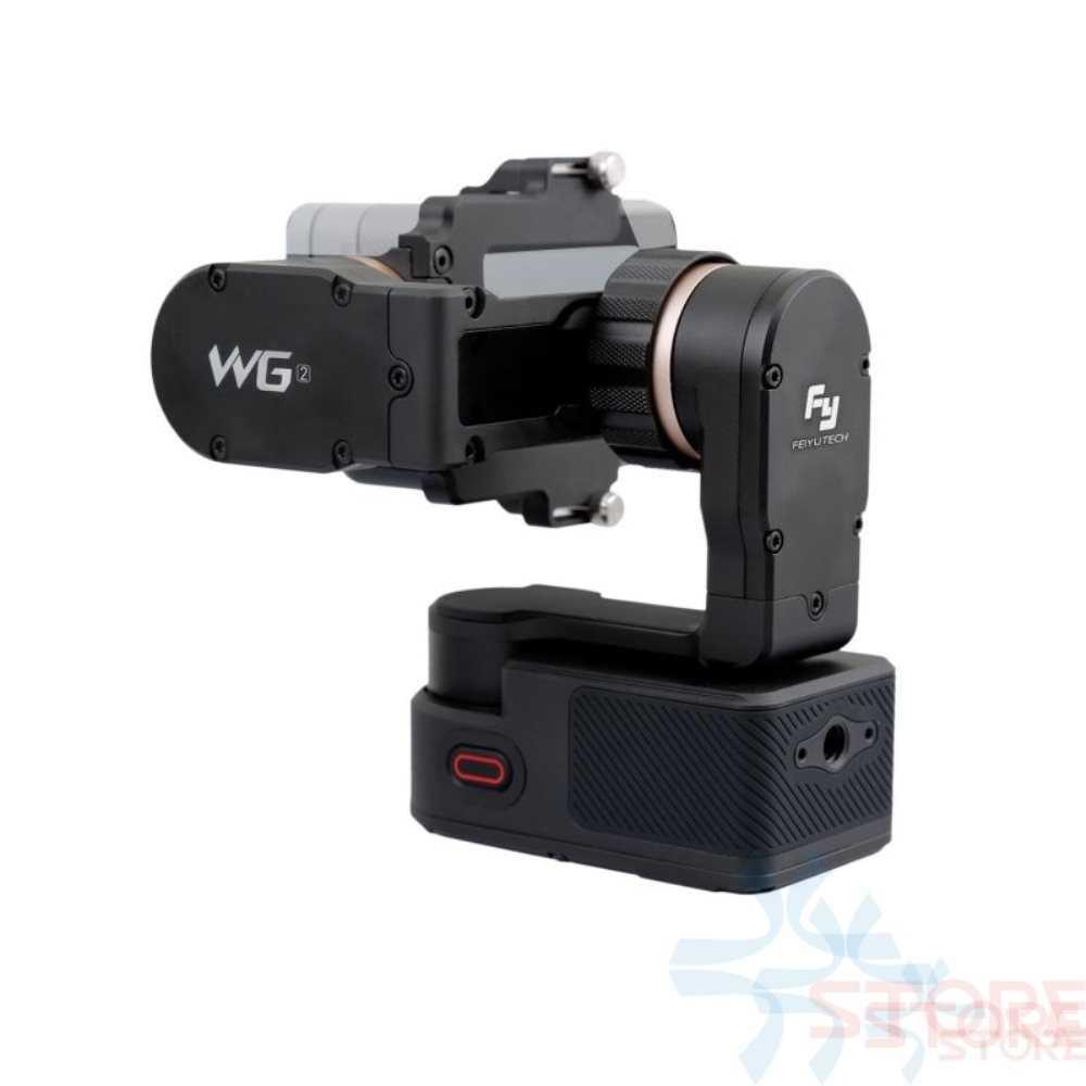 Feiyu テック年度 WG2 防水ウェアラブル 3 軸温水用移動プロ Hero5/4/セッション