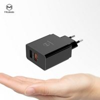 MCDODO 23W USB Quick Charge 3 0 Mobile Phone Charger For IPhone Samsung Portable Universal Fast